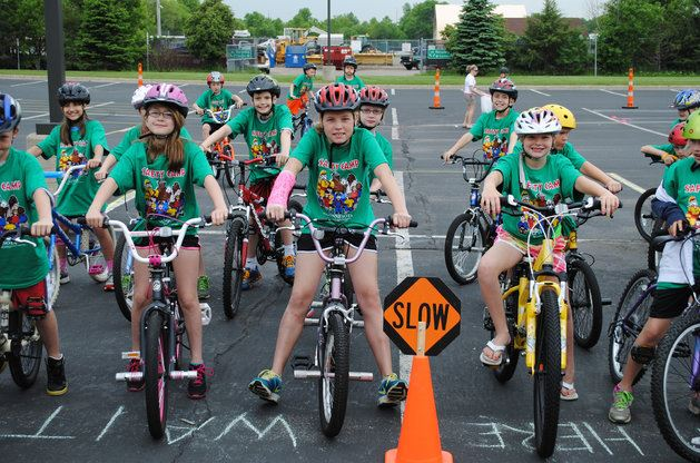 safety camp bikers