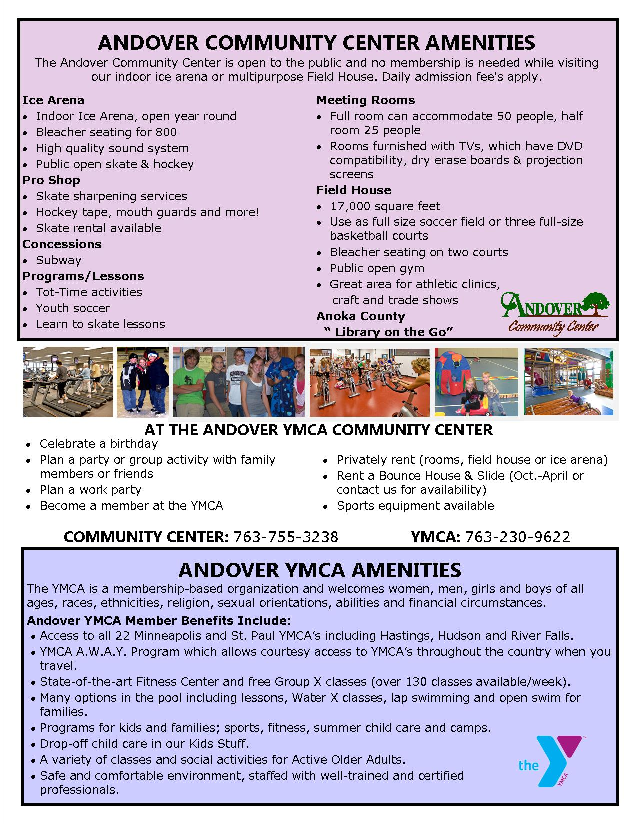 YMCAandCommunityCenter_Flyer Revised1
