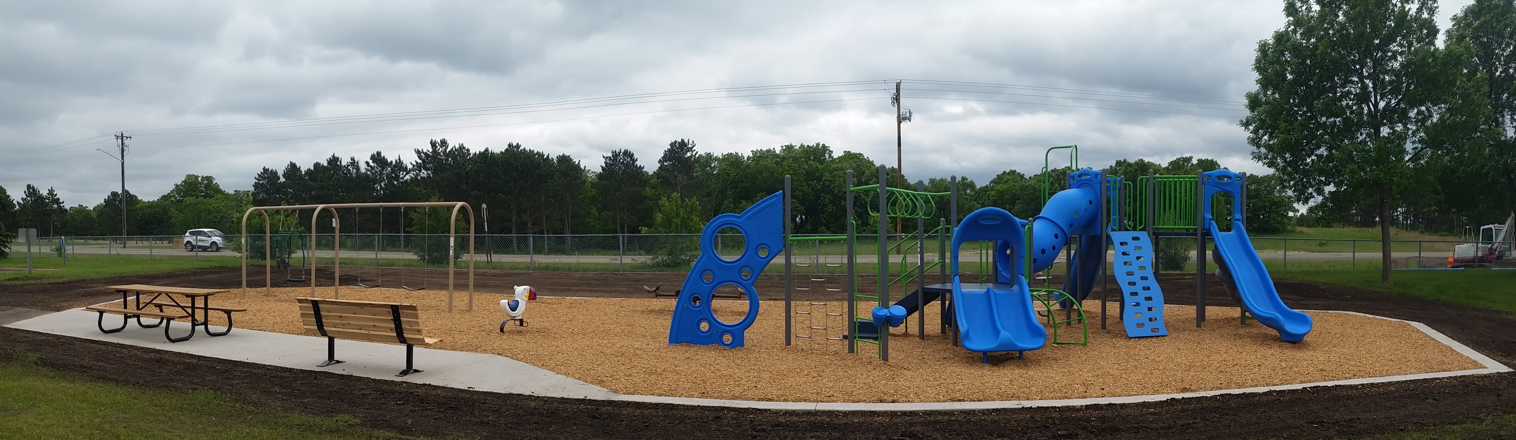 Andover Lions Playground 1